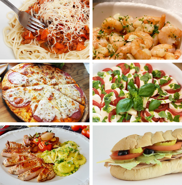 authentic italian food in Chapel Hill NC pizza pasta subs